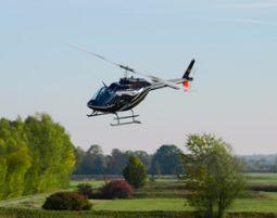 Hubschrauber rundflug hubschrauber selber fliegen 9 - Hubschrauber selber fliegen Rothenburg ob der Tauber